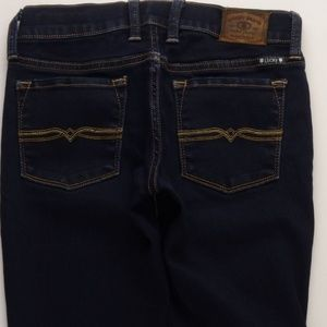 Lucky Brand Charlie Baby BootCut Jeans 00/24 A223J